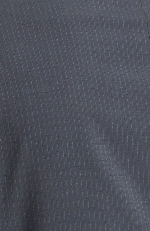 Alternate Image 6  - Armani Collezioni 'Giorgio' Pinstripe Suit