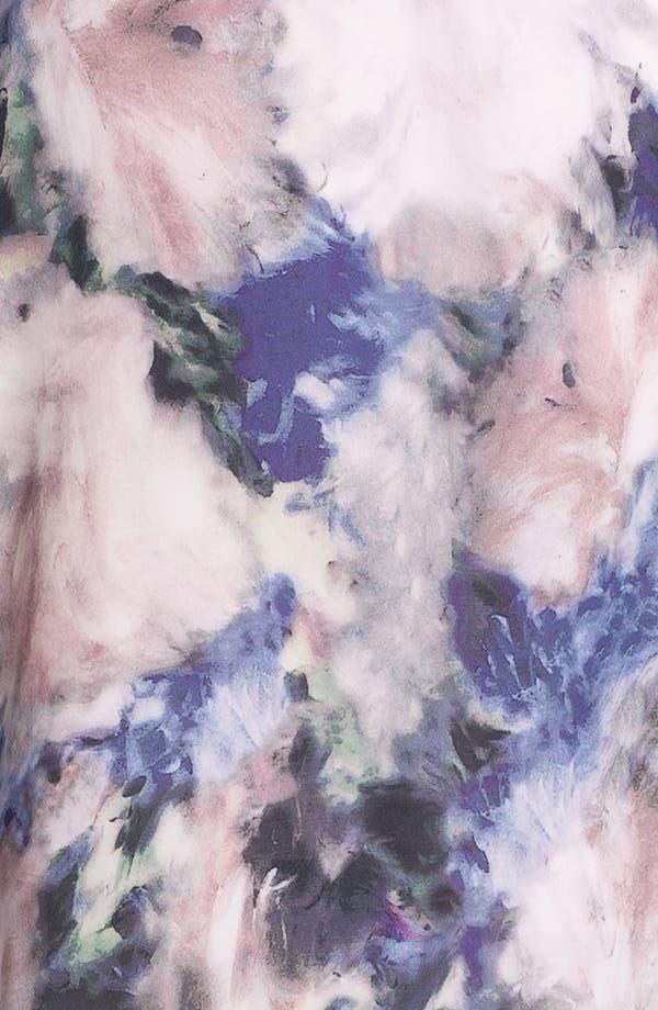 Alternate Image 3  - Haute Hippie Floral Print Wrap Dress