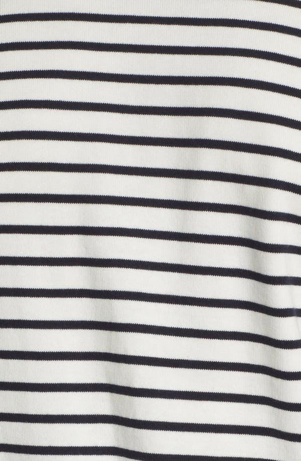 Alternate Image 3  - J. Press York Street Stripe Cardigan