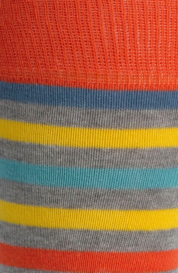 Alternate Image 2  - Pact Stripe Pattern Socks