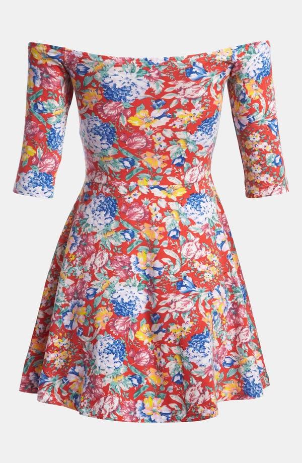 Alternate Image 3  - MINKPINK 'Parklife' Skater Dress