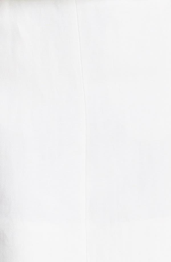 Alternate Image 3  - Diane von Furstenberg 'Delian' Linen Blend Sheath Dress