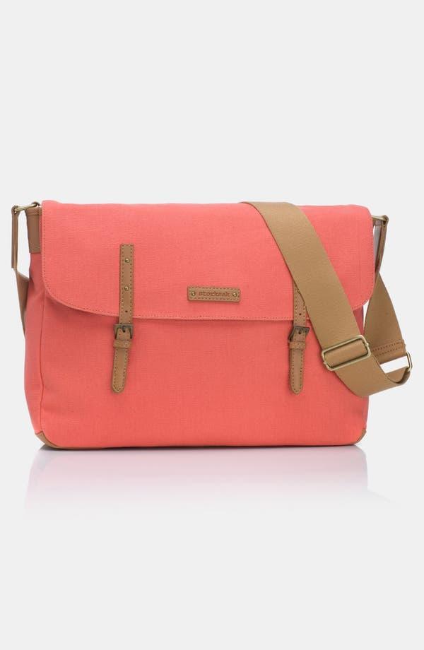 Alternate Image 1 Selected - Storksak Ashley Diaper Bag