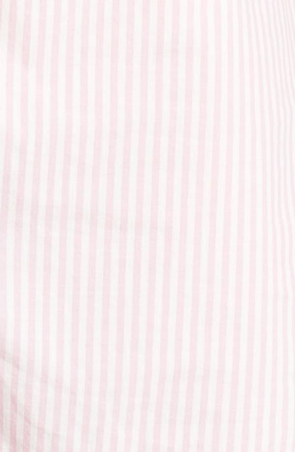 Alternate Image 3  - PJ Luxe Classic Nightshirt