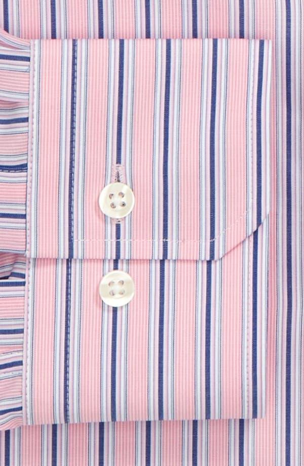 Alternate Image 2  - Lorenzo Uomo Trim Fit Dress Shirt