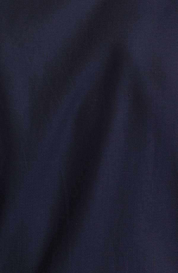 Alternate Image 3  - Armani Collezioni Trim Fit Cotton Dress Shirt