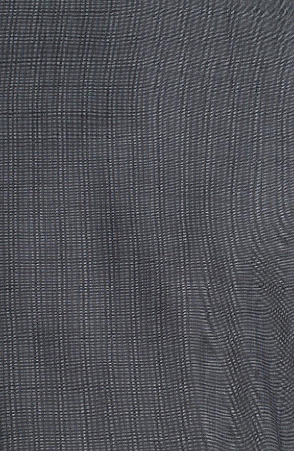 Alternate Image 6  - Versace Trim Fit Wool Blend Suit