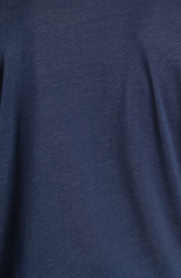 Alternate Image 3  - Versace V-Neck Henley T-Shirt