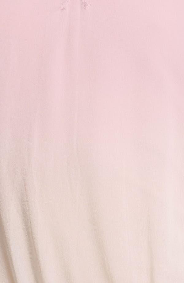 Alternate Image 3  - Young, Fabulous & Broke 'Red Rock' Sheer Blouson Top