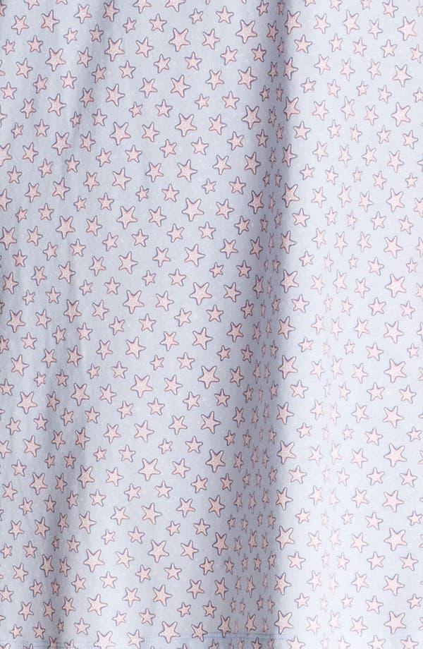 Alternate Image 3  - Carole Hochman Designs Pattern Knit Sleep Shirt (Plus Size)