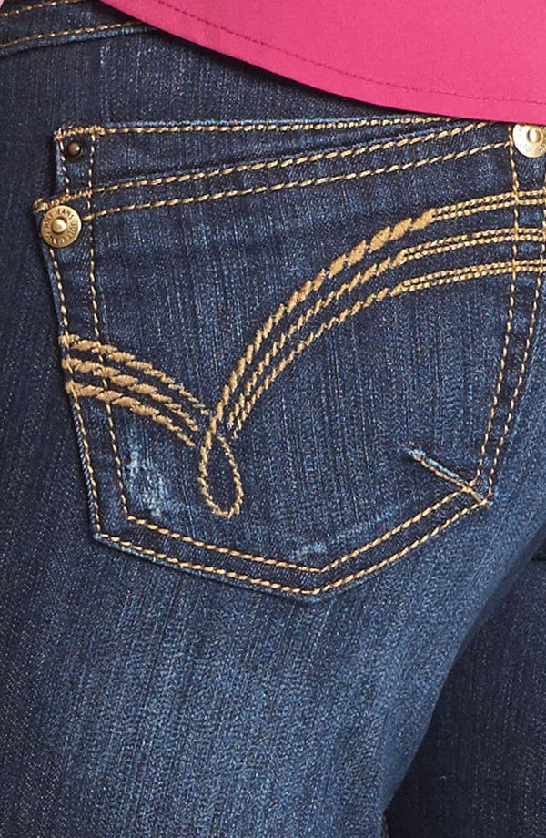 Alternate Image 3  - Jolt Skinny Jeans (Juniors) (Online Only)