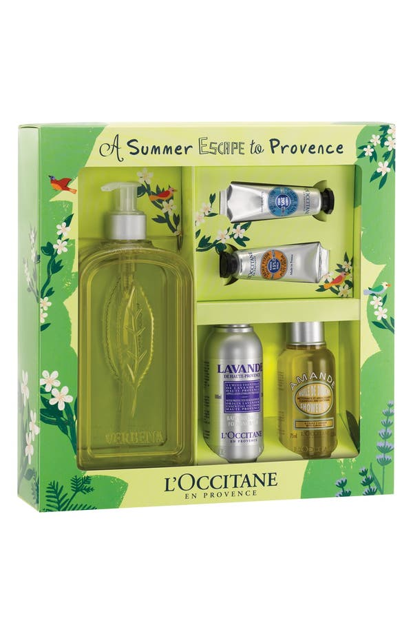 Alternate Image 1 Selected - L'Occitane 'A Summer Escape To Provence' Set (Nordstrom Exclusive) ($64.50 Value)