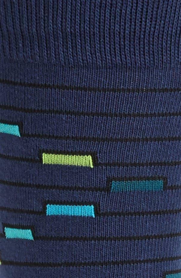 Alternate Image 2  - Richer Poorer 'Truant' Stripe Socks