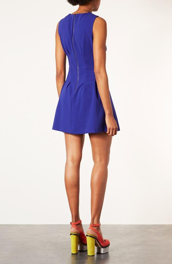 Alternate Image 3  - Topshop Seam Waist Dress