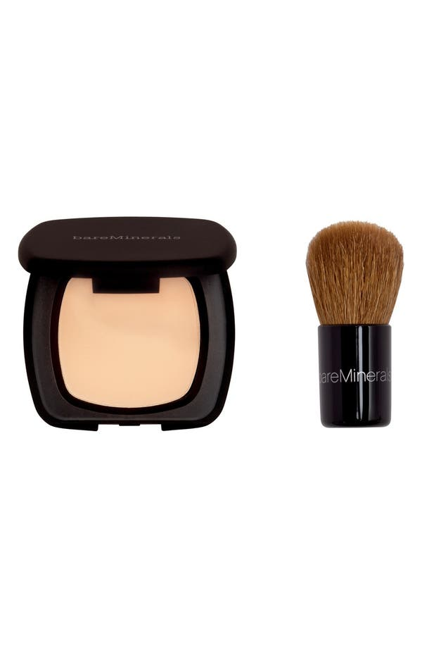 Main Image - bareMinerals® Mini Touchup Veil & Brush