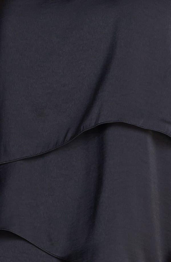 Alternate Image 3  - BCBGMAXAZRIA Tiered Asymmetrical Hem Dress
