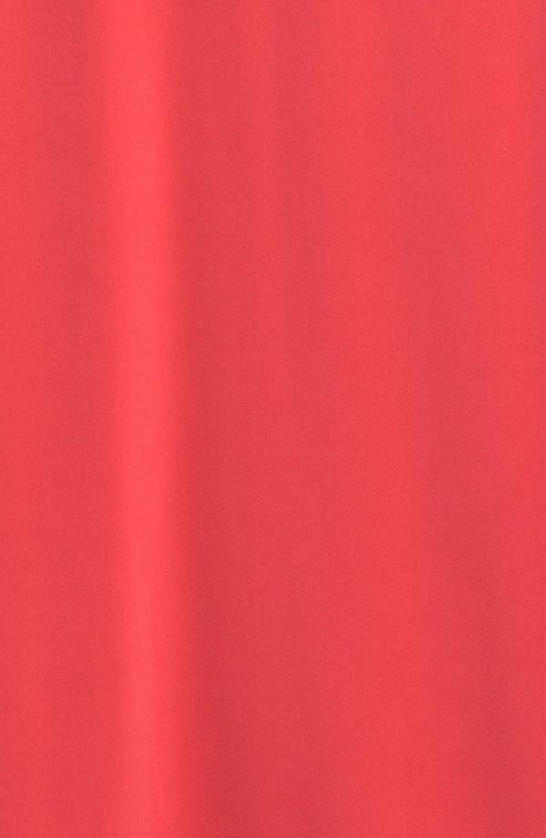 Alternate Image 3  - Calvin Klein Pleated Cutaway Jersey Dress