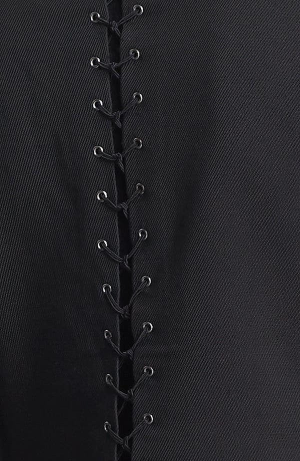 Alternate Image 5  - rag & bone 'Lillian' Lace-Up Back Blazer