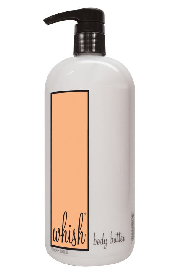 Alternate Image 1 Selected - Whish™ 'Orange Cream' Body Butter (Nordstrom Exclusive) ($163 Value)