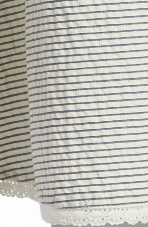 Alternate Image 3  - Leith Stripe Wrap Skirt
