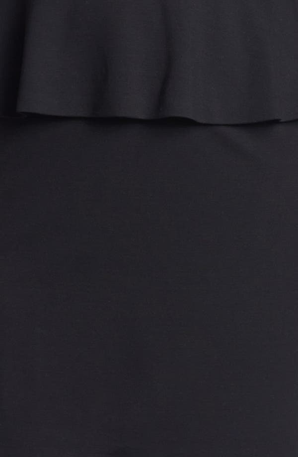 Alternate Image 3  - Vince Camuto Sleeveless Peplum Sheath Dress (Plus Size) (Online Only)