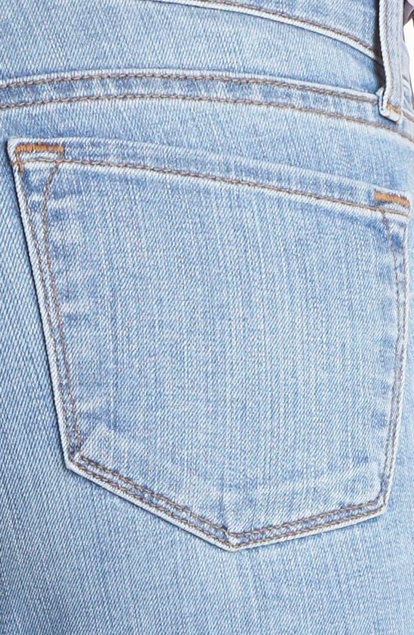 Alternate Image 3  - J Brand '811' Mid-Rise Skinny Jeans (Orion)