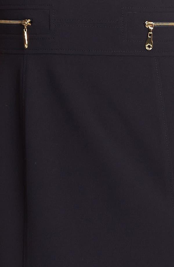 Alternate Image 3  - Tahari Short Sleeve Stretch Sheath Dress (Regular & Petite)