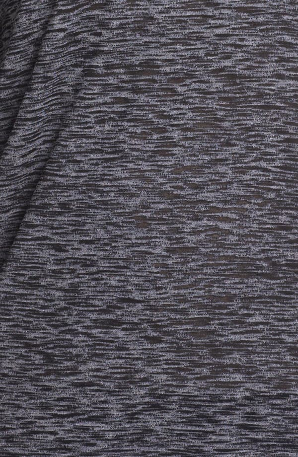 Alternate Image 3  - Sejour Slubbed Jersey Top (Plus Size)