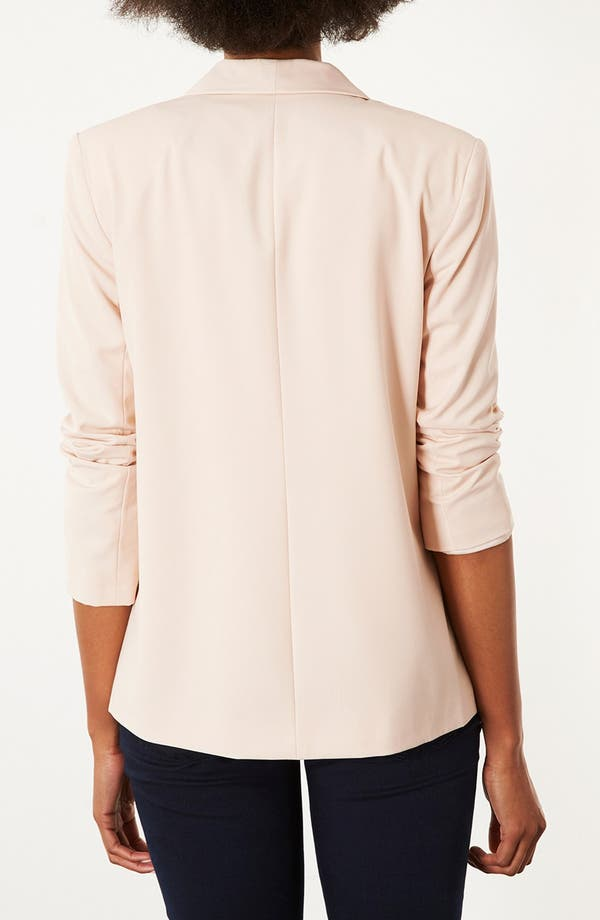 Alternate Image 2  - Topshop 'Juliet' Boyfriend Blazer