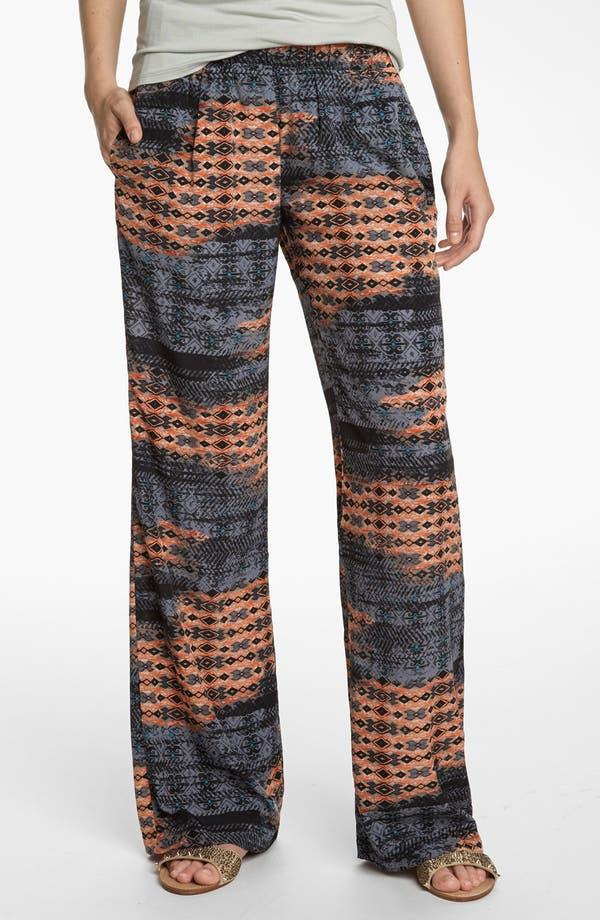 Alternate Image 1 Selected - WAYF Wide Leg Pants
