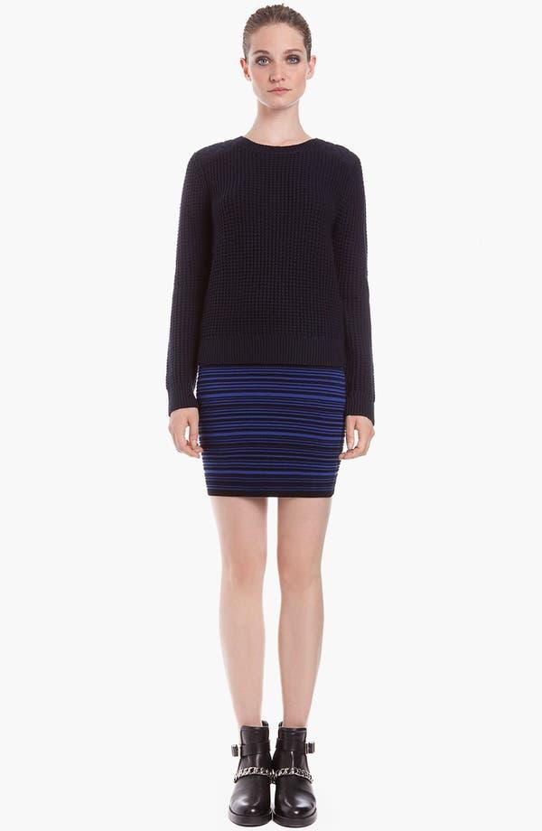 Alternate Image 1 Selected - sandro 'Jem' Miniskirt