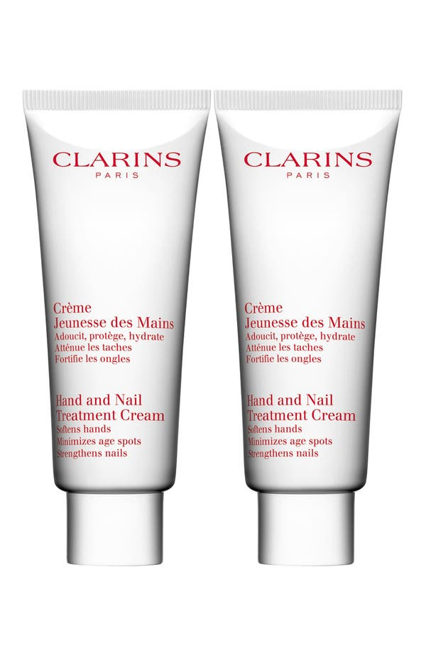 Alternate Image 1 Selected - Clarins Hand & Nail Duo ($60 Value)