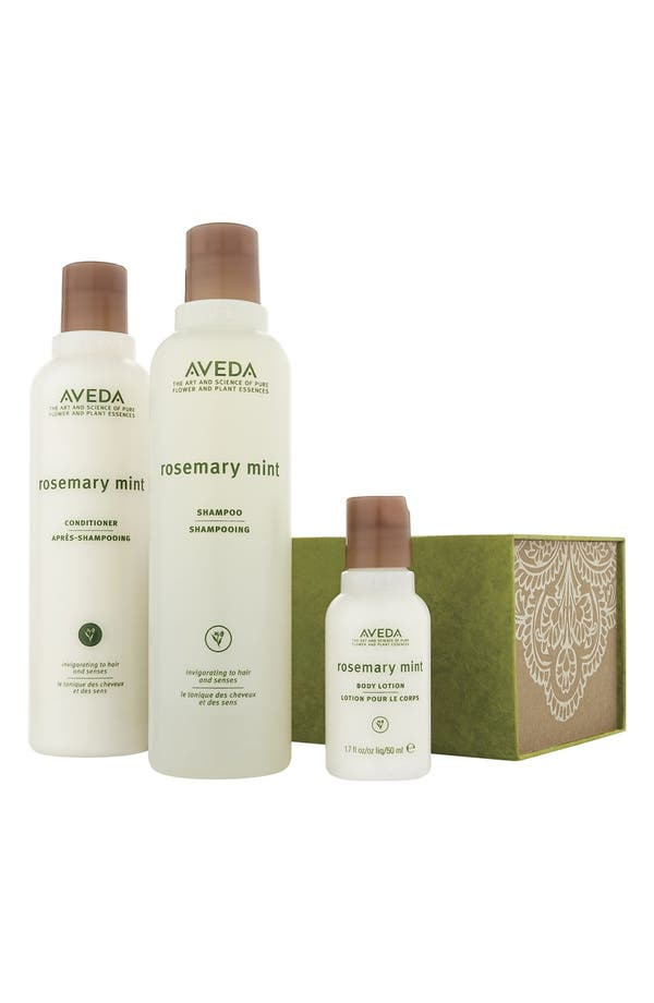 Alternate Image 1 Selected - Aveda 'Give Refresh- Mint' Gift Set