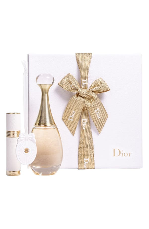 Alternate Image 1 Selected - Dior 'J'adore' Gift Wrapped Holiday Signature Set (Limited Edition)
