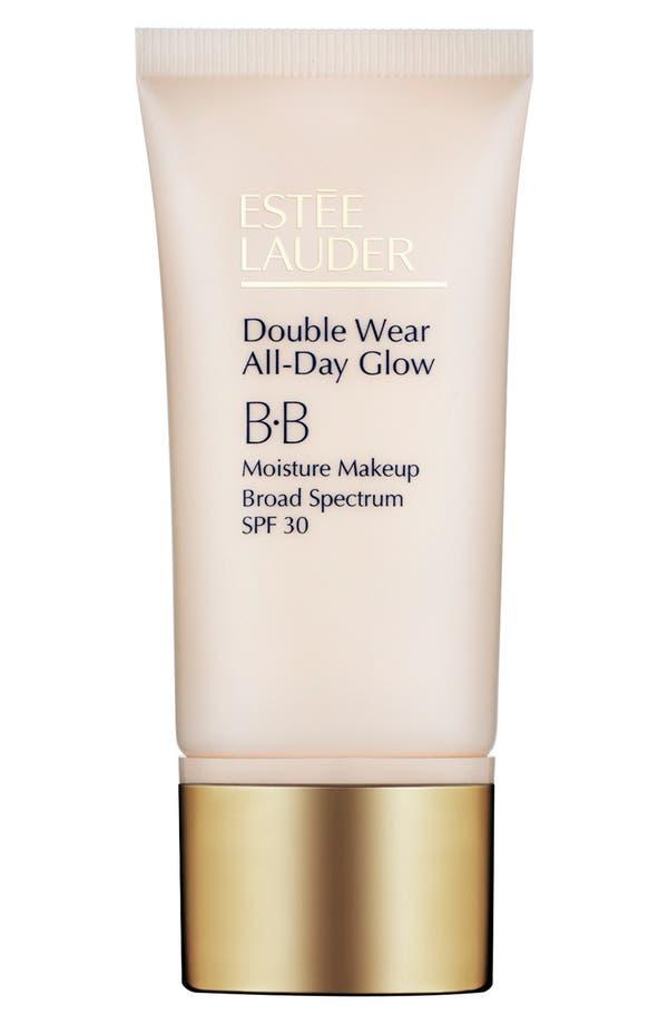 Alternate Image 1 Selected - Estée Lauder 'Double Wear All Day Glow' BB Moisture Makeup Broad Spectrum SPF 30