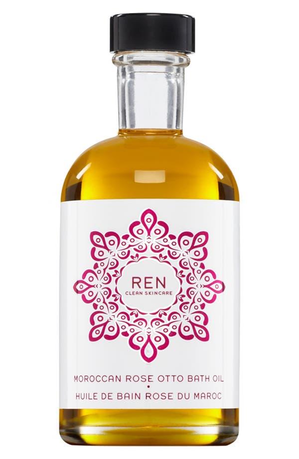 Alternate Image 1 Selected - REN 'Moroccan Rose Otto' Bath Oil