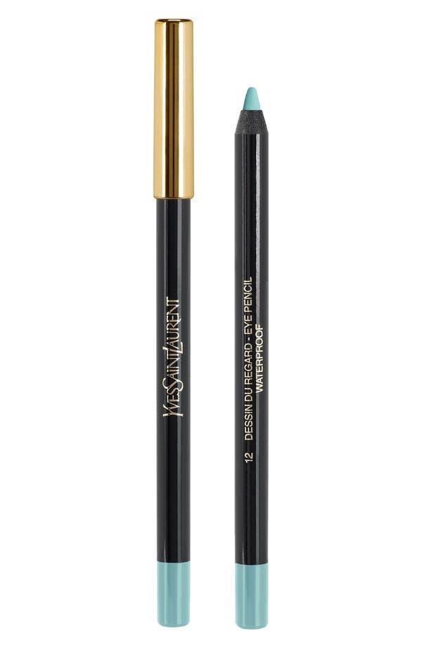Alternate Image 1 Selected - Yves Saint Laurent 'Dessin du Regard Waterproof' Eye Pencil