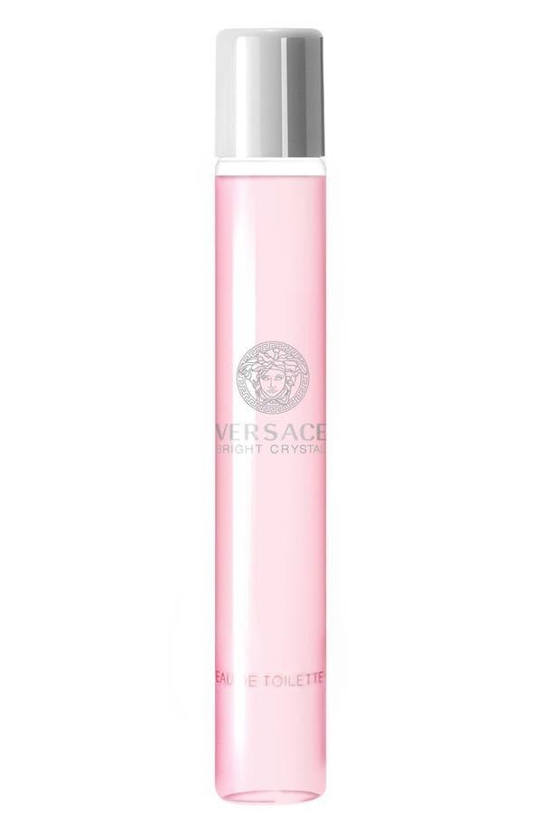 Main Image - Versace 'Bright Crystal' Eau de Toilette Rollerball