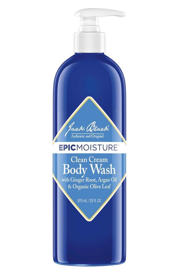 Alternate Image 1 Selected - Jack Black 'Epic Moisture™' Clean Cream Body Wash (Jumbo Size) (Nordstrom Exclusive) ($72 Value)