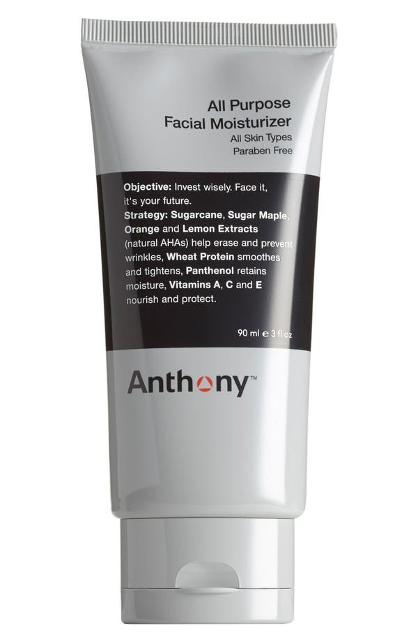 Main Image - Anthony™ All-Purpose Facial Moisturizer