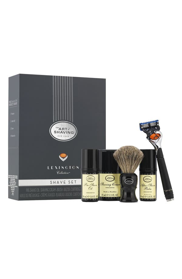 Alternate Image 1 Selected - The Art of Shaving® 'Lexington Collection™' Shave Set ($185 Value)