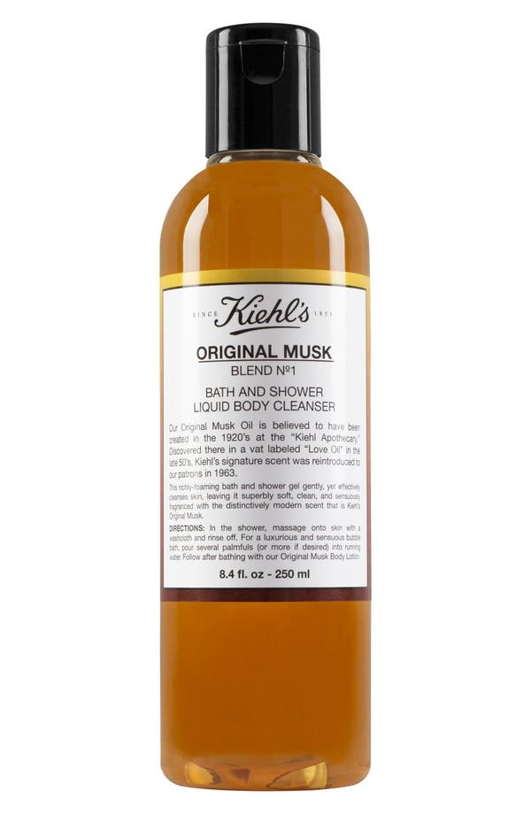 Alternate Image 1 Selected - Kiehl's Since 1851 Original Musk Bath & Shower Liquid Body Cleanser