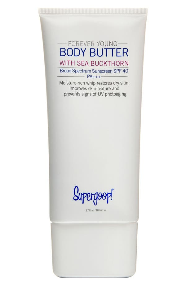SUPERGOOP!® Supergoop! 'Forever Young' Body Butter SPF 40
