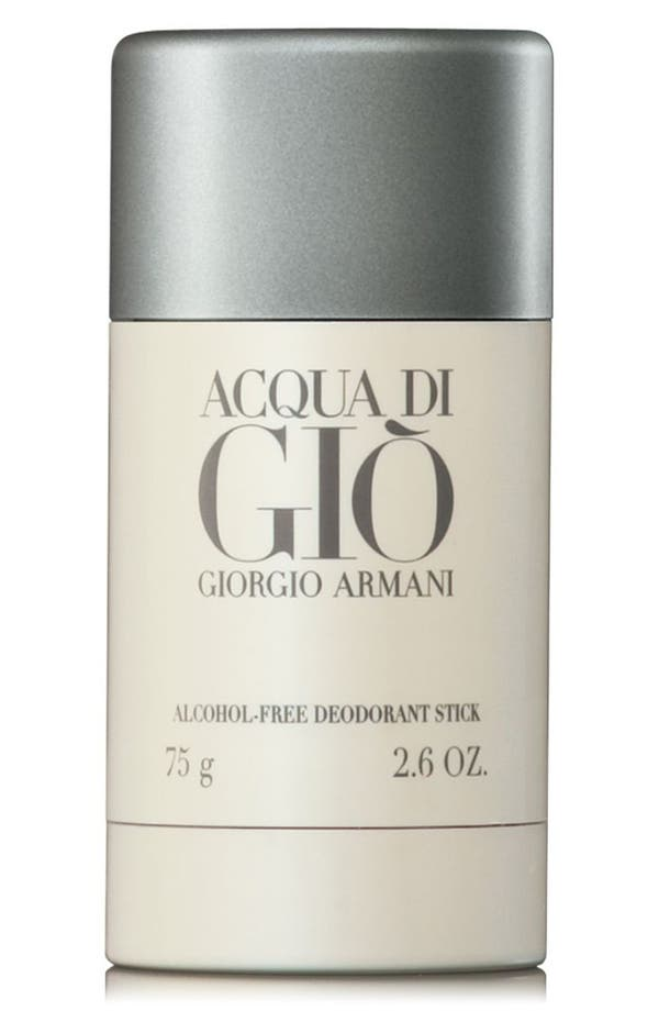 Alternate Image 1 Selected - Acqua di Giò pour Homme Deodorant Stick