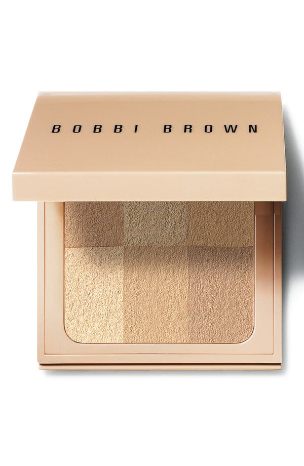 Alternate Image 1 Selected - Bobbi Brown 'Nude Finish' Illuminating Powder