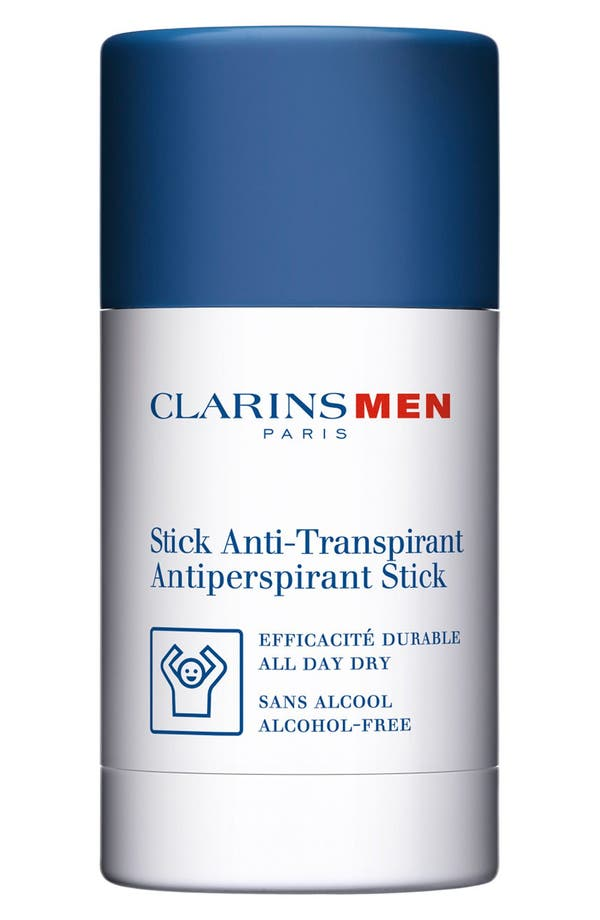 Alternate Image 1 Selected - Clarins Men Antiperspirant Deodorant Stick