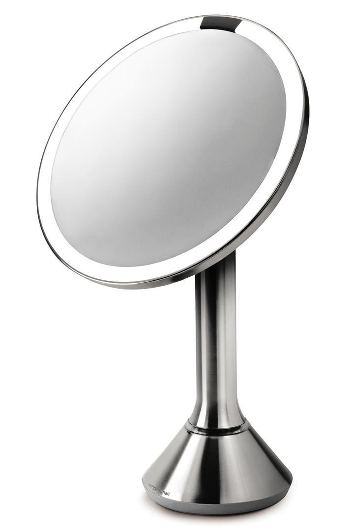 Simplehuman Countertop Sensor Makeup Mirror 8 Inch