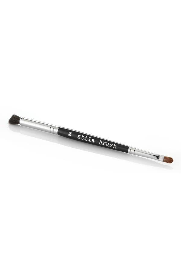 Alternate Image 1 Selected - stila #20 eye enhancer brush