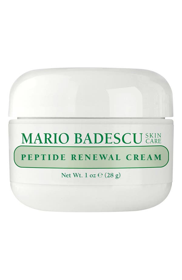 Alternate Image 1 Selected - Mario Badescu Peptide Renewal Cream