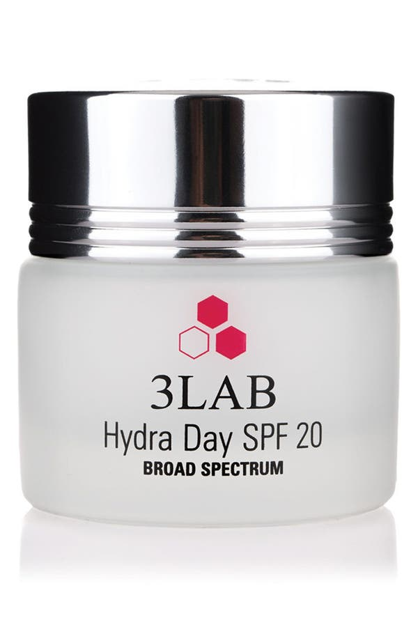 Alternate Image 1 Selected - 3LAB Hydra Day Water-Based Sunscreen SPF 20